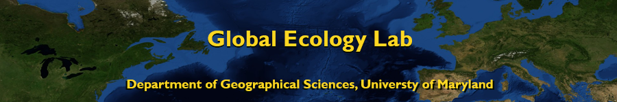 Global Ecology Lab
